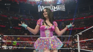 The Best And Worst Of WWE Raw 2/16/15: The Blue Fairy
