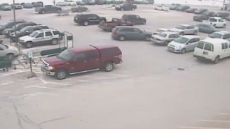 A 92-Year-Old Man Crashed Into 9 Cars While Trying To Exit A Piggly Wiggly Parking Lot