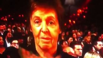 Paul McCartney's Solo Clap is the Single Best Grammy Moment