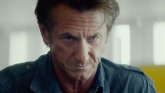 Sean Penn is mad and he's armed with the truth in 'The Gunman' trailer