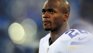 Report: Adrian Peterson's Agent Says The RB Is Done In Minnesota During Heated Argument With Vikings VP