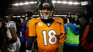 Peyton Manning Is Preparing To Give This Football Thing One More Shot