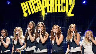 'Pitch Perfect 2' Super Bowl spot has the girls in the big leagues now