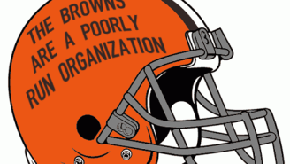 Designing the new Browns logo