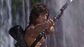 Rambo Will Return To Theaters For A Marathon Leading Up To 'Last Blood'