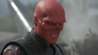 This Guy Cut Off His Nose And Tattooed His Face To Look Like Marvel's Red Skull