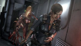 The UPROXX GammaStream: Watch Us Live Stream 'Resident Evil: Revelations 2: Episode 1'
