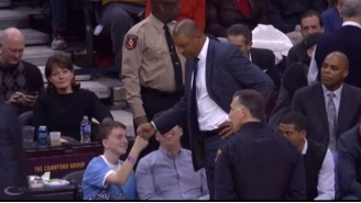 Watch Doc Rivers Apologize To A Young Fan After The Clippers' Loss To The Cavs