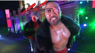 New Japan Pro Wrestling's Rocky Romero Just Dropped An Album, And It's Crazy