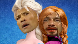 Here's The Roman Reigns-Themed 'Frozen' Parody You've Been Waiting For