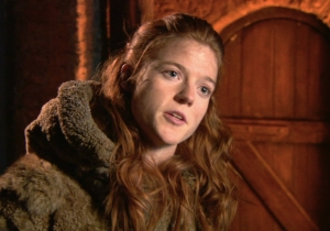 Rose Leslie Discusses Ygritte's Love Of Jon Snow In This Exclusive 'Game Of Thrones' Season 4 DVD Clip