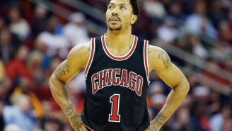 Derrick Rose To Undergo Meniscectomy On Friday; Bulls Say 'Hope' Is He Plays Later This Season