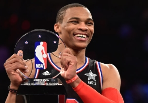 Russell Westbrook Never Changing Means A Nearly Record-Breaking All-Star MVP Performance