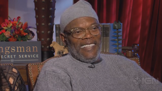 Samuel L. Jackson Revealed To Howard Stern The Curse Word That Controls His Stutter
