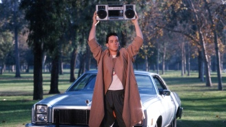 The Songs Used In The Boombox Scene From 'Say Anything…' Before Settling On 'In Your Eyes'