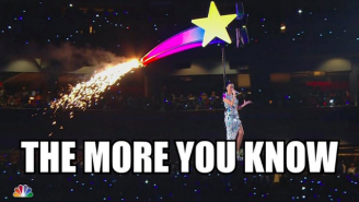 The Best Twitter Reactions To Katy Perry's Super Bowl Performance