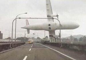 Here's Horrifying Dashcam Footage Showing A TransAsia Airways Flight Crashing In Taiwan