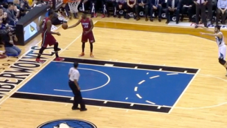Video: Heat Hysterically Bungle Inbounds In Last Minute Loss