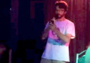 This Guy Singing Smash Mouth Lyrics To 'Imagine' At Karaoke Deserves A Grammy