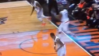Watch The Phoenix Suns Muff An Inbounds In Eerily Familiar Fashion