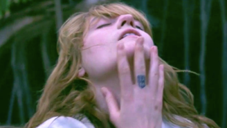 Florence + The Machine Are Back, And They've Brought Along Florence's Doppelgänger