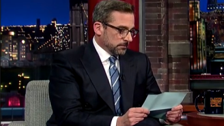Watch Steve Carell Read A Scathing Review About The 'True Horror' Of His Early Sitcom Acting