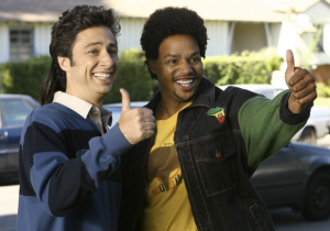 Zach Braff Is Being Called 'Racist' After Comparing Pharrell To A Monkey