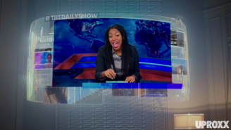 EXCLUSIVE: 'Hot Tub Time Machine 2′ Predicts Jessica Williams Will Be The Future 'Daily Show' Host