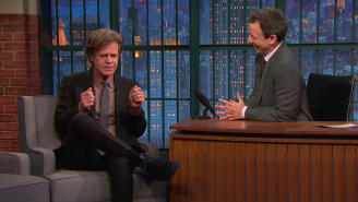 William H. Macy Revealed The Filthy Line That Drove 150 Extras To Walk Off The 'Boogie Nights' Set