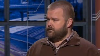 Did Robert Kirkman Spoil A Major 'The Walking Dead' Death On A Comedy Show?