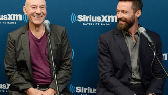 Sir Patrick Stewart Says He Might Team Up With Hugh Jackman For 'Wolverine 3'
