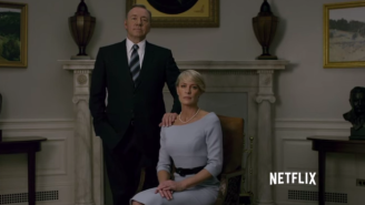 Things Are Awfully Tense Between Frank And Claire In This 'House Of Cards' Teaser