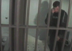 A Man Who Claimed Police Assaulted Him Was Caught On Tape Punching Himself In The Face
