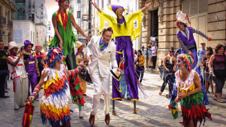 Here's Your Festive First Look At Conan O'Brien's Upcoming Special Filmed In Cuba