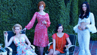 It Looks Like Megan Draper Stole One Of Prince's Outfits In These New 'Mad Men' Promo Images