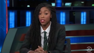Jessica Williams Didn't Mean Her Loyal Fans When She Tweeted 'Lean The F*ck Away'