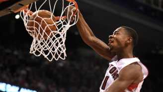 Raptors GM Masai Ujiri Would 'Be Shocked' If Team Traded Terrence Ross