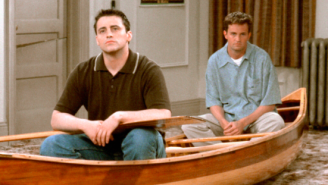 A 'Friends' Fan Figured Out Exactly How Much Money Joey Owes Chandler