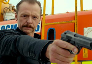 Simon Pegg Is Handy With The Murder In The Red Band Trailer For 'Kill Me Three Times'