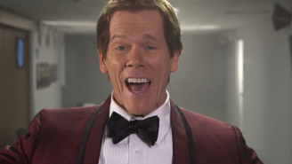 Kevin Bacon Had To Rent 'Footloose' To Learn His Old Dance Moves For His 'Tonight Show' Appearance