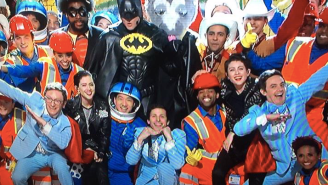 This Performance Of 'Everything Is Awesome' Briefly Made The Oscars Awesome