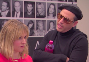 Watch Jimmy Kimmel Berate All The Big Movie Stars In His 'School Of Perfect Acting' Sketch