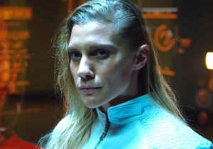 This NSFW 'Power Rangers' Fan Film With Katee Sackhoff As The Pink Ranger Is Mighty Good
