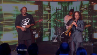 Warren G And Kenny G FINALLY Teamed Up To Perform 'Regulate'