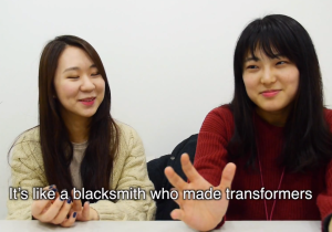 Watch These Korean Gals Get All Hot And Bothered While Watching 'Magic Mike'
