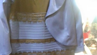 This Dress Is Destroying The Internet — What Color Is It?!