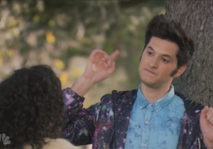 Check Out This Extended Jean-Ralphio And Mona-Lisa Scene From The 'Parks And Recreation' Finale