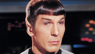 Leonard Nimoy Once Gave Wonderful Life Advice To A Struggling Mixed Race Teenager