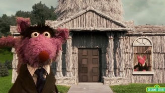 'Sesame Street' Does A Spot-On 'House Of Cards' Parody That Would Make Frank Underwood Proud
