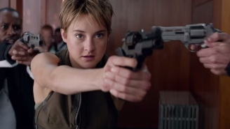 Shailene Woodley Chops Her Hair Off To Fight Back In The New 'Insurgent' Trailer